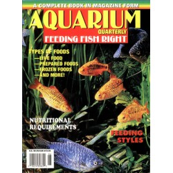 AQUARIUM QUARTERLY-FEEDING FISH RIGHT