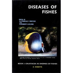 DISEASES OF FISHES BOOK 1,DR. KABATA,